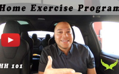Home Health – Home Exercise Program – Best Practice